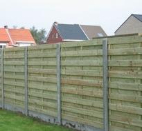 TF Hekwerken bvba - Lommel - Houten tuinschermen