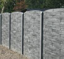 TF Hekwerken bvba - Lommel - Betonnen afsluitingen
