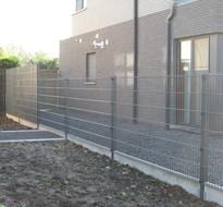 TF Hekwerken bvba - Lommel - Staalmatpanelen